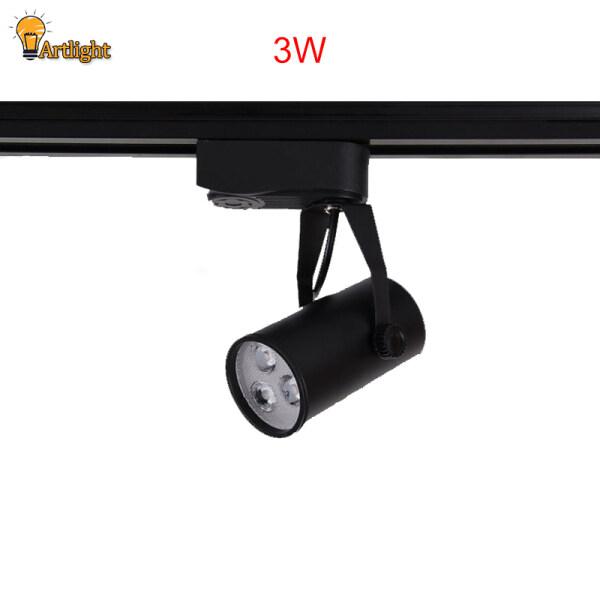 Đèn LED Theo Dõi Công Suất Cao Đèn Nhôm 3W/ 5W/ 7W/ 12W/ 18W, Spotlight Chiếu Sáng