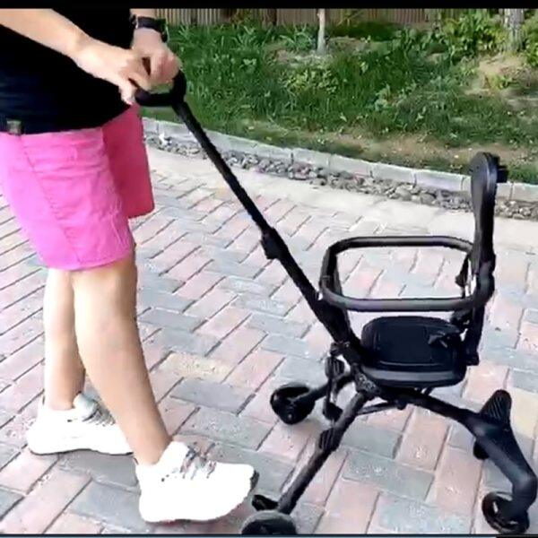 New Simple Comfortable Stable Baby Stroller Collapsible Multifunctional Baby Stroller Singapore
