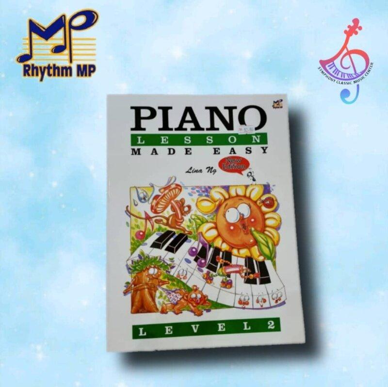 PIANO LESSON MADE EASY LEVEL 2 - LINA NG Malaysia