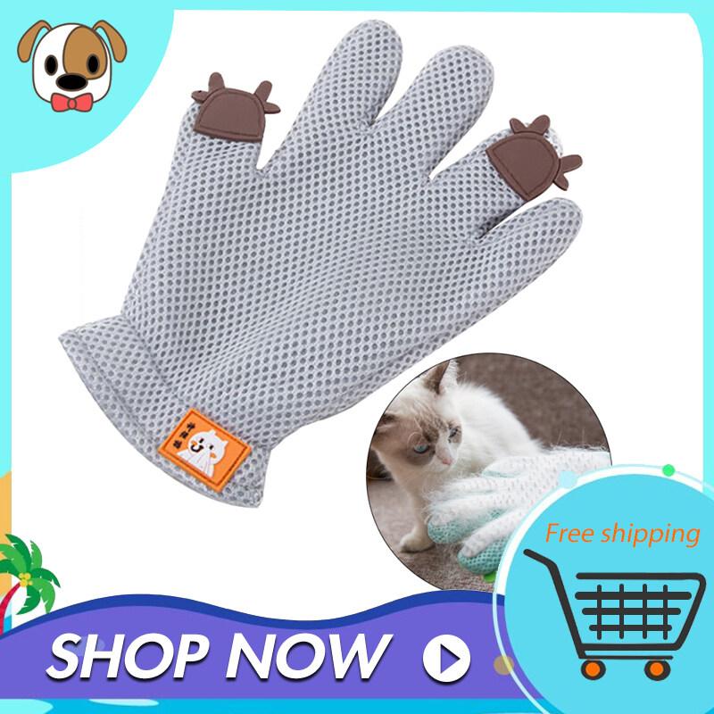 1 Chiếc Găng Tay Chải Lông Mèo Cho Mèo Len Găng Tay Bàn Chải Dọn Lông Thú Cưng Chải Găng Tay Cho Làm Sạch Thú Cưng Găng Tay Massage Cho Động Vật