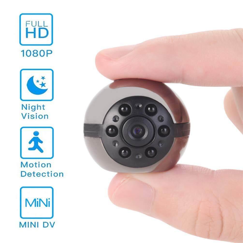AHD 170° HD 720P Mini Hidden DV DVR Motion Camera Spy pinhole Cam Night Vision