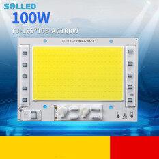 Đèn LED COB Không Cần Lái Xe 100W/150W/200W 220V SOLLED, Led Chip Bead Cho Chiếu Sáng Ngoài Trời