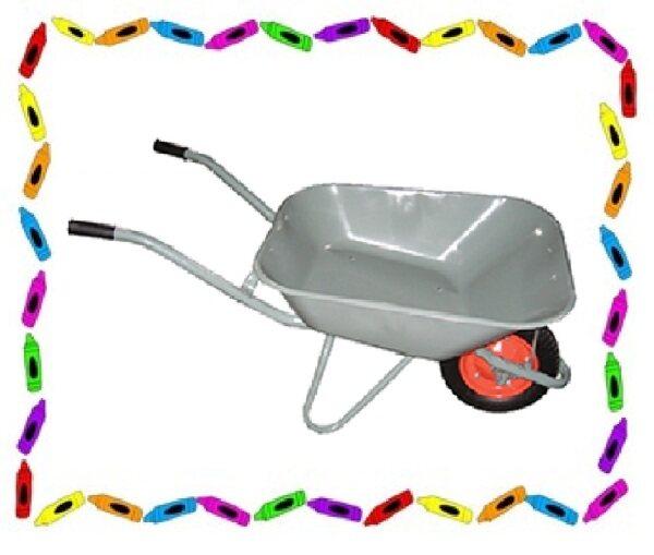 HIGH QUALITY Kereta Sorong // Wheelbarrow Cart Wheel Barrow Shallow Type**Kereta Sorong Tolak