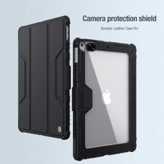 Ốp Lật Da PU Nillkin, Ốp Cho iPad Pro 12.9 10.9 2020 Air 4 Pro 11 2021 10.2 2019 2020 Thế Hệ 8 thumbnail