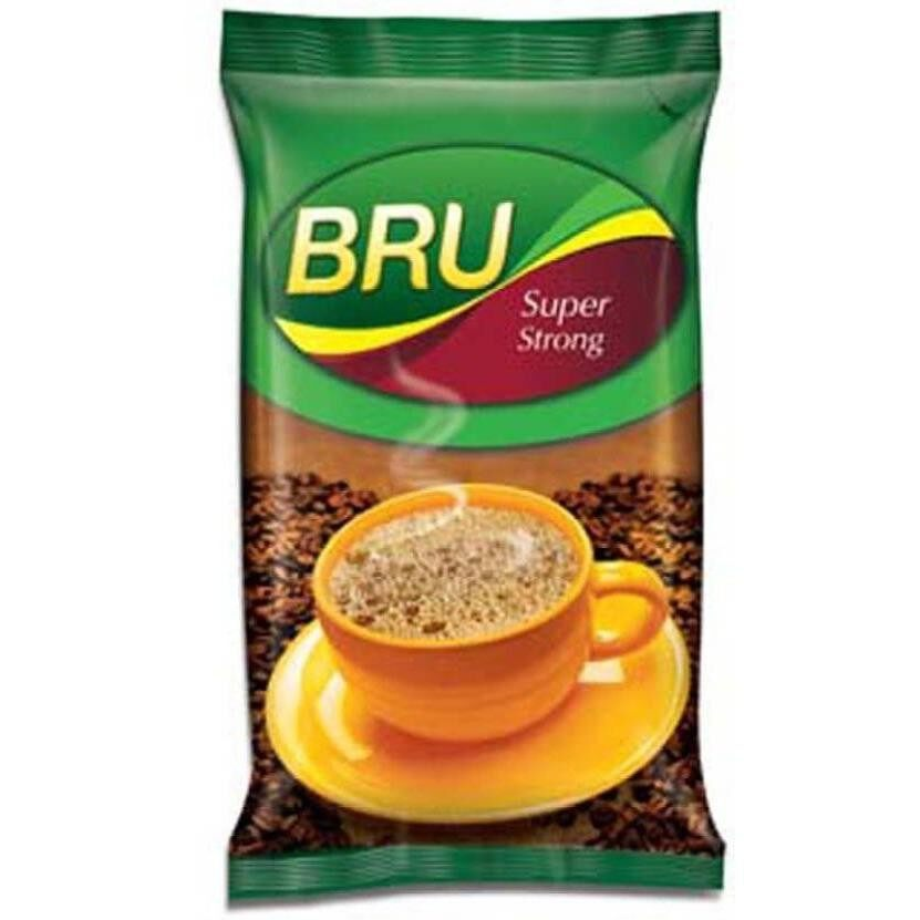 BRU COFFEE SUPER STRONG (INDIA) (500G)