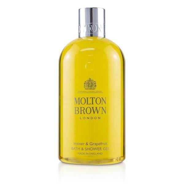 Buy MOLTON BROWN - Vetiver & Grapefruit Bath & Shower Gel 300ml/10oz Singapore