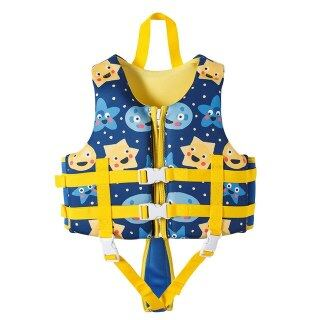 New Kids Áo Phao Bơi Áo Phao Trôi Snorkeling Nổi Phù Hợp Với Áo Phao Trẻ Em Bơi Phao Câu Cá Áo Phao thumbnail