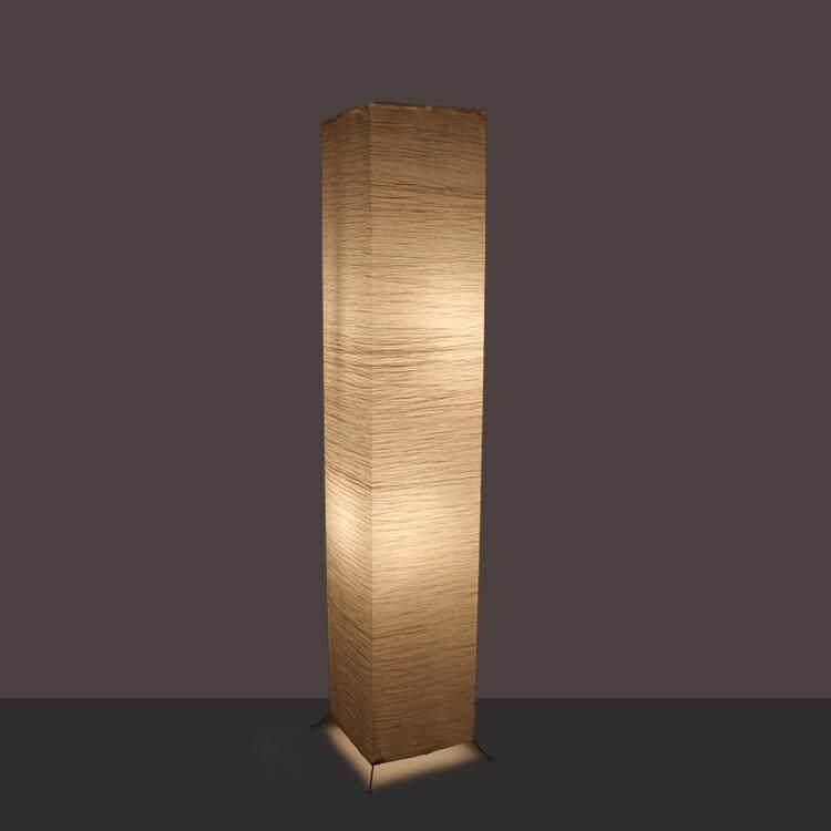 Hotel Paper Lamp LED Floor Lamp Decorative Atmosphere Lamp Warm Table Lamp Living Room Night Light