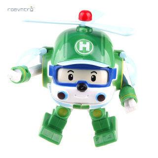RAE COD Poli Hàn Quốc Robot Xe Đồ Chơi Chuyển Đổi Tốt Nhất thumbnail