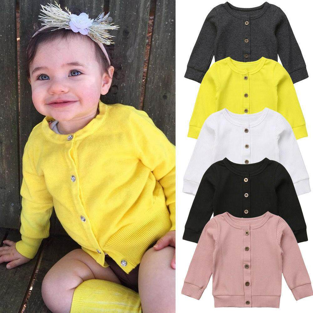 9eee18d0f Newborn Infant Baby Girl Boys Clothes Winter Knit Sweater Romper Tops  Jumpsuit