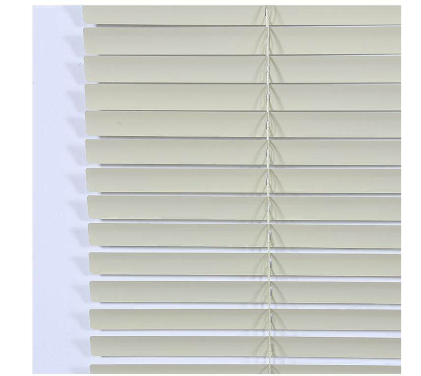 120*60cm Venetian blinds Office blackout waterproof aluminum shutters Bedroom office building durable insulated aluminum curtains