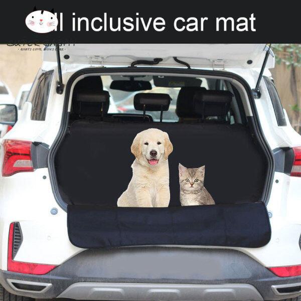 SBY Xe SUV Thân Cây Thảm Lót Cốp Chứa Cho Xe Hơi Lót Không Thấm Nước Chó Mèo Pet Thảm Ngủ Có Thể Tháo Rời Và Có Thể Gập Lại