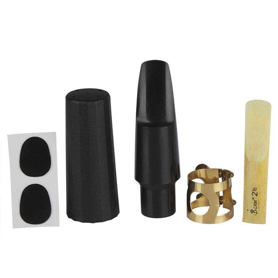 Hot Deals 5pcs Tenor Saxophone Mouthpiece Set Musical Instrument Replacement Tool By Beaujasmine.