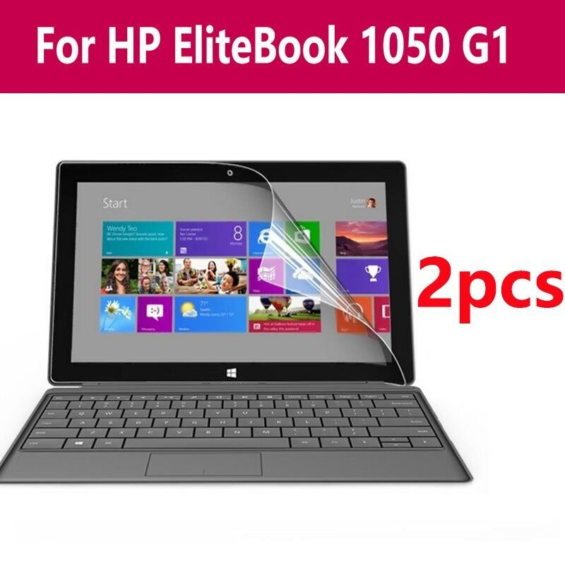 2pack Clear/notebook Laptop Screen Protector Flexible Film For 11/17.3 Inch Hd Sticker For Hp Elitebook 1050 G1.