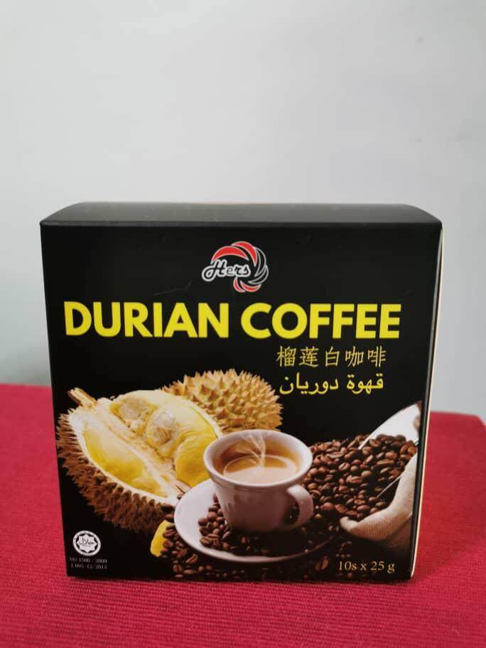 HALAL DURIAN COFFEE