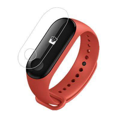 2pcs Clear Screen Protector Protective Film Guard for Xiaomi Mi Band 3 Watch (TRANSPARENT) Malaysia