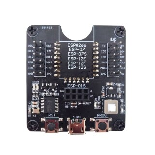 ESP8266 Development Board Burn Board System Module for ESP-12F ESP-07S ESP-12S ESP-32 ESP-18T thumbnail
