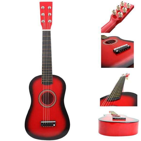 Đàn Guitar nhiều màu sắc dành cho người mới bắt đầu, guitar 23 inch Soprano 6 dây