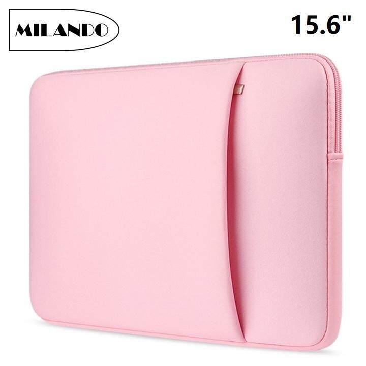 (15.6-Inch) Milando Sleeve Case Bag Notebook Laptop Cover Protect Case With Zipper Closure (type 2) By Milando.