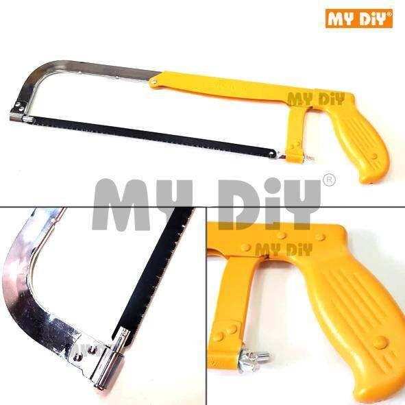 "MYDIYSDNBHD - Epica Hacksaw Frame with Strong Metal Saw 8"" - 12"""
