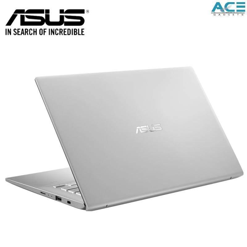 Asus Vivobook 14 A412D-AEK414T / A412D-AEK415T / A412D-AEK416T / A412D-AEK417T Notebook *Grey/Blue/Orange/Silver* (Ryzen 7-3700U/4GB DDR4/512GB PCIe/Vega10/14 FHD/Win10) Malaysia