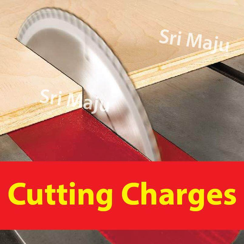 MAJU Labour Charge for Cutting Plywood Timber Wood Board Sheet Ply Wood Papan Kayu
