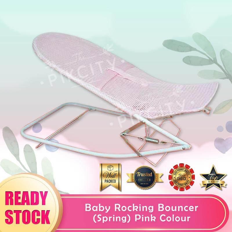 Baby Rocking Bouncer (Spring) / Buai Lantai [READY STOCK]