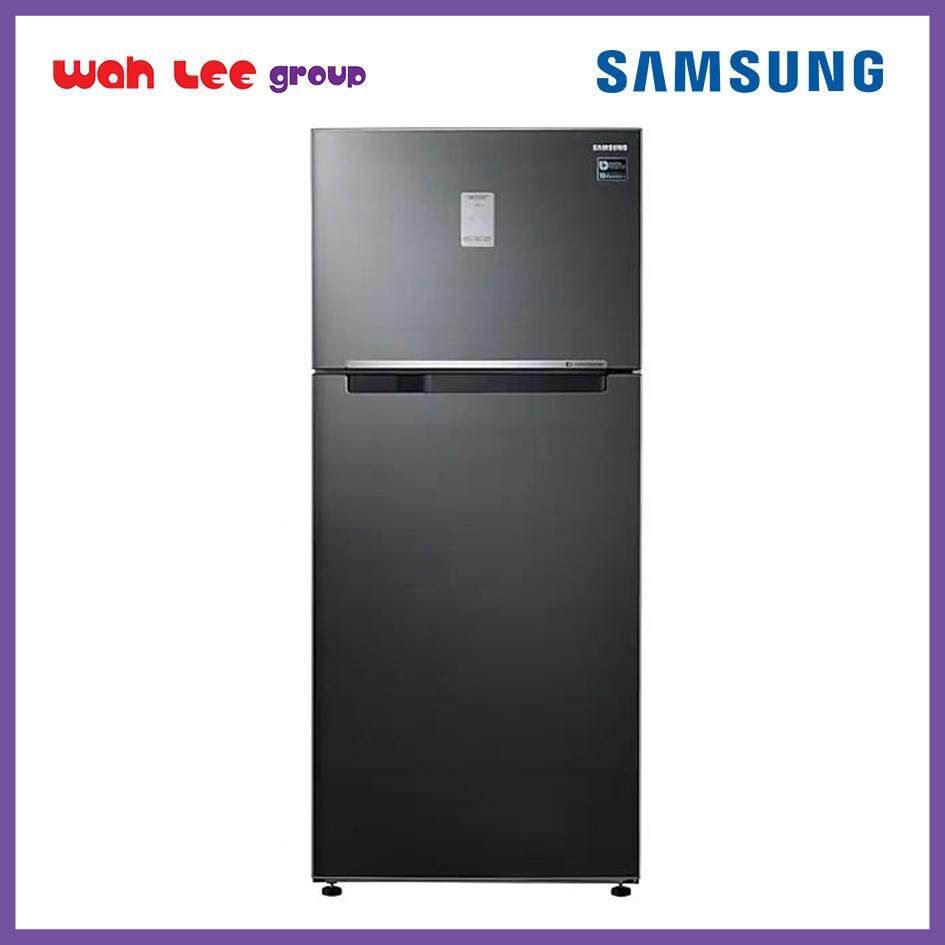 SAMSUNG Top Mount Freezer with Twin Cooling Plus™ (RT53K6271BS/ME)