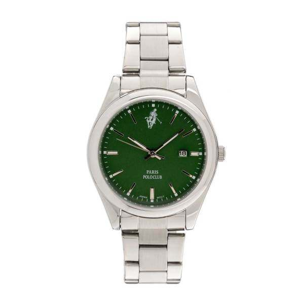 Paris Polo Club Fashion Men Original Watch 3PP-1906539G 1 Year Warranty Malaysia