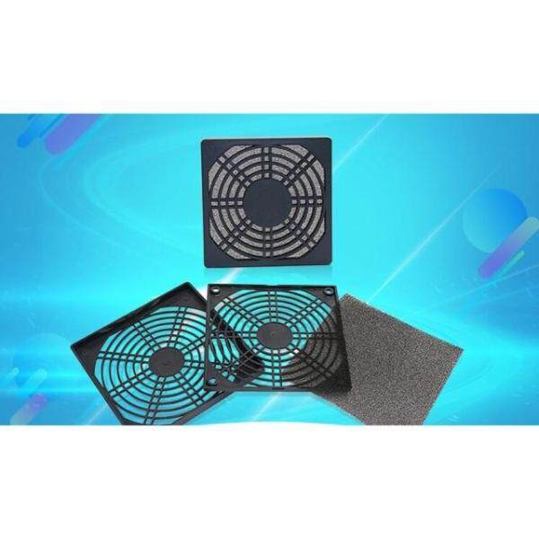 Fan Filter With Nest foam Plastic For 12cm Fan exhaust ventilation 12038 486 Malaysia