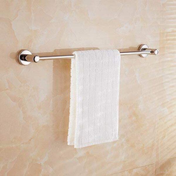Stainless Steel Single Towel Racks for Bathroom Kitchen Hand Towel Holder Dish Cloths Hanger Waterproof Wall Mount Towel Bar