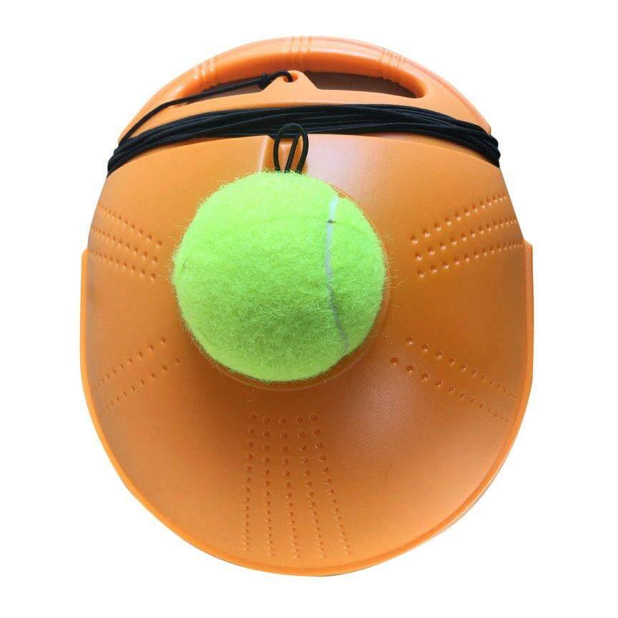 ขาย Top Tennis Ball กลับฐานเทรนเนอร์ชุดยางยาวเชือกยางยืด Band เทนนิส By Lifeforever.