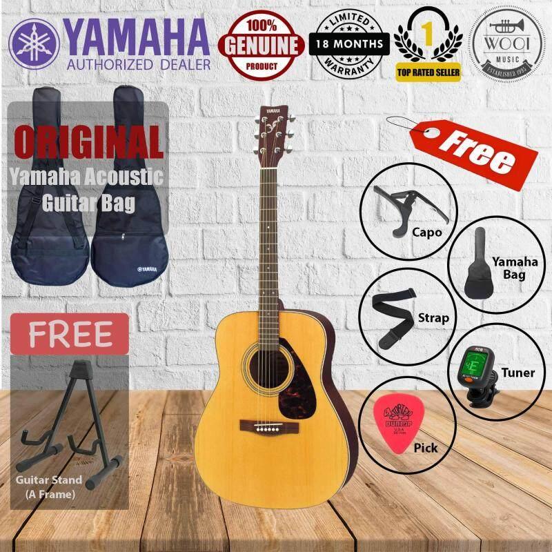 Yamaha F370 Acoustic Guitar 41 (F-370) (FREE Yamaha bag, Tuner, Capo, Strap, Pick x 2, A Frame Stand) Malaysia