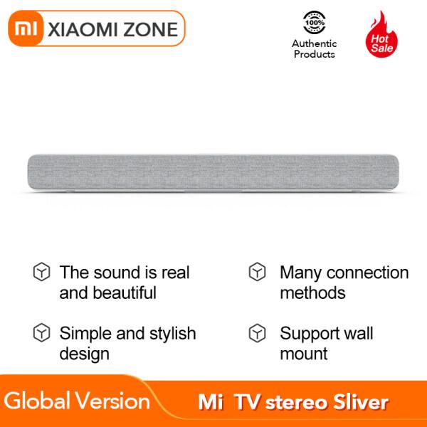 XIAOMI Mi TV Soundbar Speaker 33 Inches Wireless Bluetooth Soundbar Home Theater With 8 Built-in Sound Units Support Bluetooth/Optical/SPDIF/AUX Singapore
