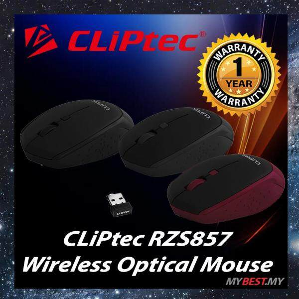 CLiPtec RZS857 INNOVIF 1600dpi 2.4GHz Wireless Optical Mouse Malaysia