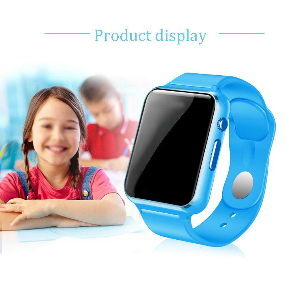 Giá bán New square silicone LED watch student touch screen square led watch