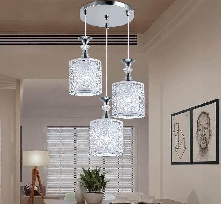 Led Kristal Lampu Gantung Langit Langit Kreatif Minimalis Modern Fashion Mewah Ruang Makan Lampu Kamar Plafon Lampu Langit Langit 50 Cm X 100 Cm Lazada Indonesia
