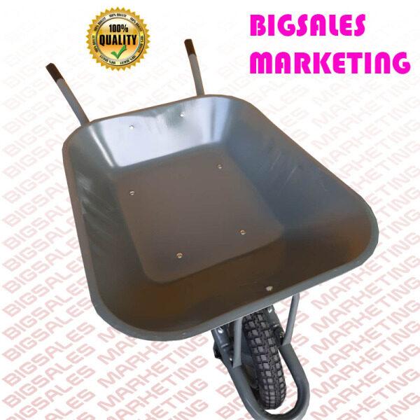 BIGSALES High Quality Wheel Barrow Cart Wheelbarrow (Shallow Type) / Kereta Sorong Tolak