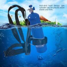 MNYY Giữ Lặn Lặn Đơn Oxy Chai Hỗ Trợ Giá Đỡ Chân Đế Ba Lô cho Lặn