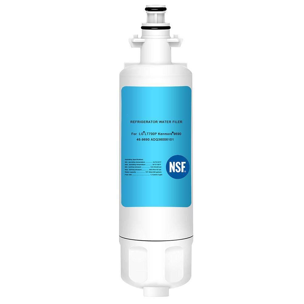 Tủ lạnh Nhà Giảm Mùi Ultrafine Lọc Thay Thế Vệ Sinh Thiết Thực Lọc Nước