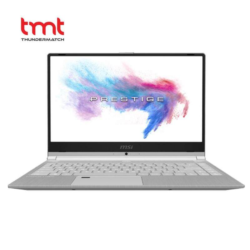 MSI Prestige PS42 8RB-431MY | i7-8550U | 16GB | 256GB | 14 | NVD GeForce MX150 2GB | W10 - Silver Malaysia