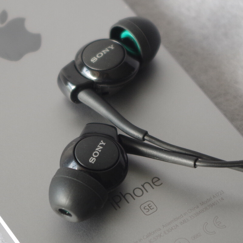 SONY MH-EX300AP IN EAR STEREO EARPHONE EARSET DYNAMIC SOUND STRONG BASS CALL ANSWERING Singapore
