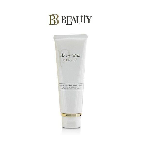 Buy Cle De Peau Beaute Softening Cleansing Foam 20ml Singapore