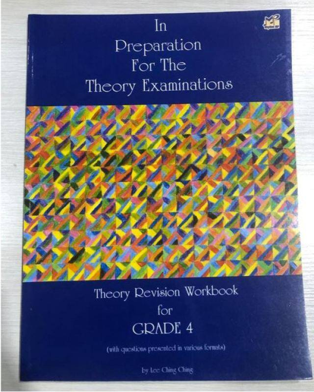 In Preparation For The Theory Examinations Grade 4 Malaysia