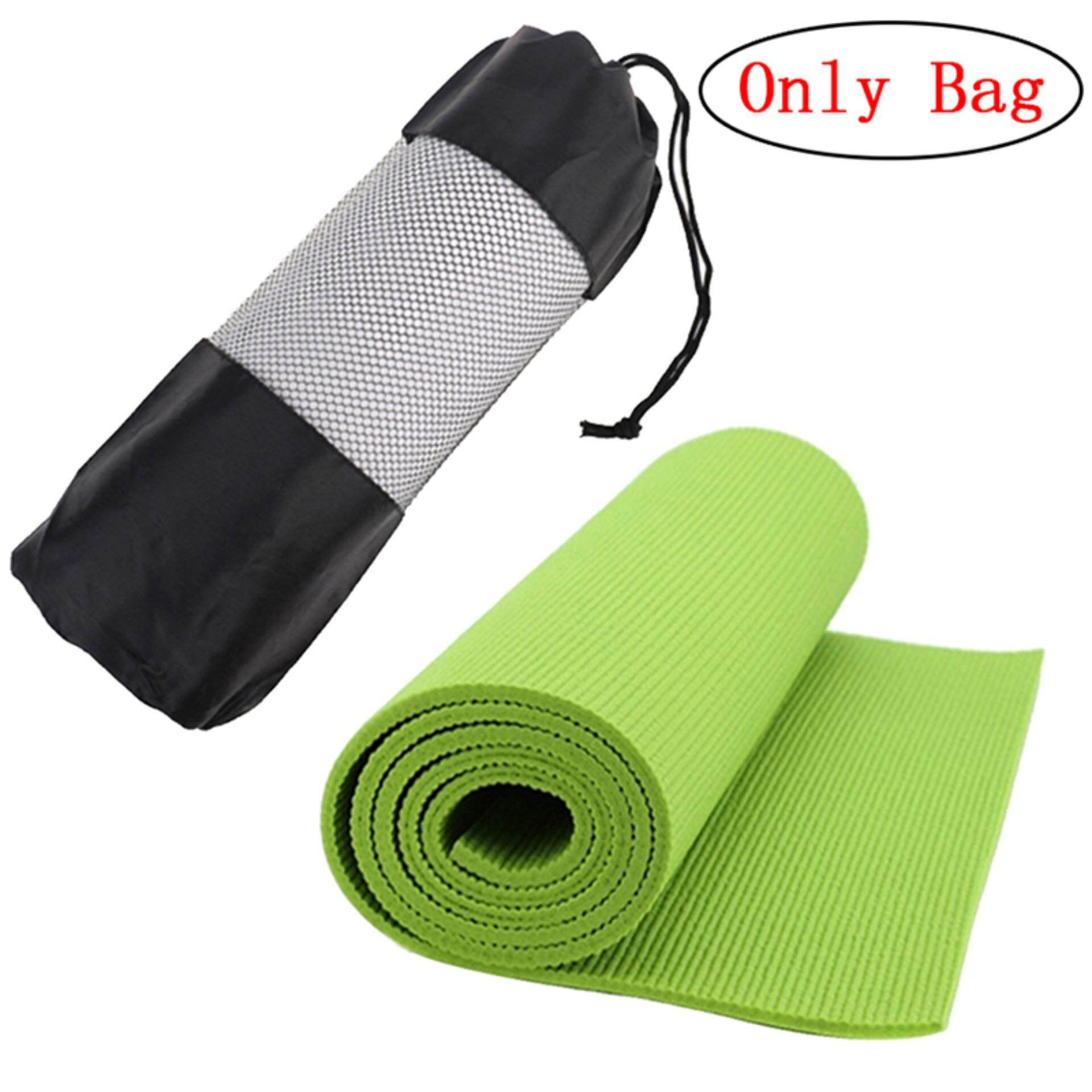 Ropa, Calzado Y Complementos Yoga Mat Carrier Gym Bag With Side Pockets Durable Canvas Carry Strap Drawstring Backpack For Yoga Pilates Gym Fitness Training Pretty And Colorful