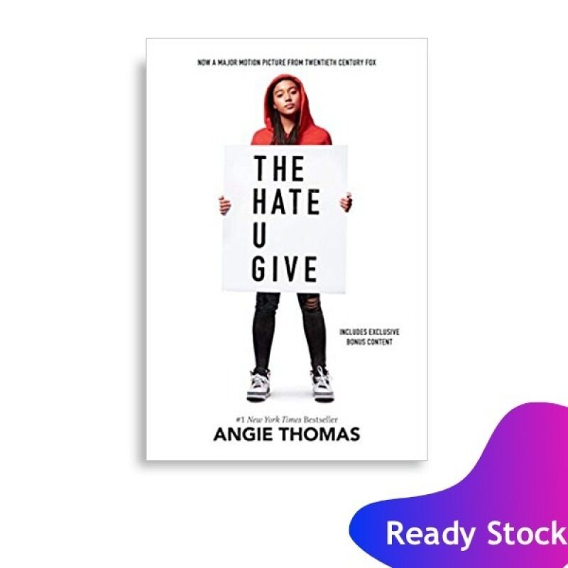 The Hate U Give Movie Tie-In Edition (International Edition) By Angie Thomas Malaysia