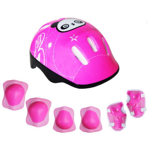 Giá bán 【COMIYA】Helmet Bộ Bảo Vệ 7 Bộ Mũ Bảo Hiểm Trượt Ván Trượt Cân Bằng Cho Trẻ Em Mũ Bảo Hiểm Trượt Ván Bảo Vệ Đầu Gối Bảo Vệ Lòng Bàn Tay