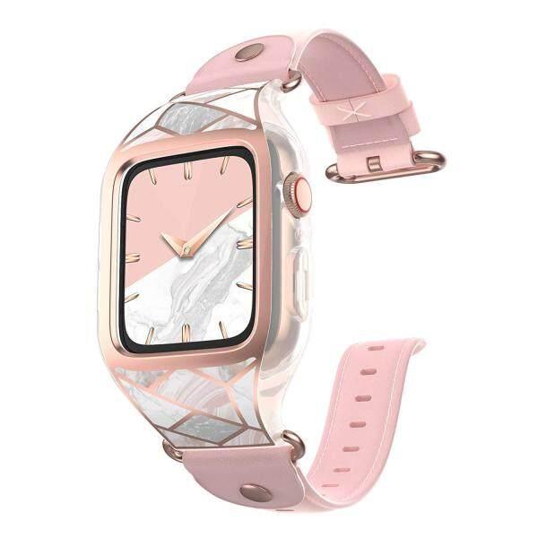 I-blason [Cosmo] Cho Apple Watch, Ốp Lưng Bảo Vệ Thể Thao Thời Trang 42Mm Series 3/2/1 Với Dây Đeo Có Thể Điều Chỉnh