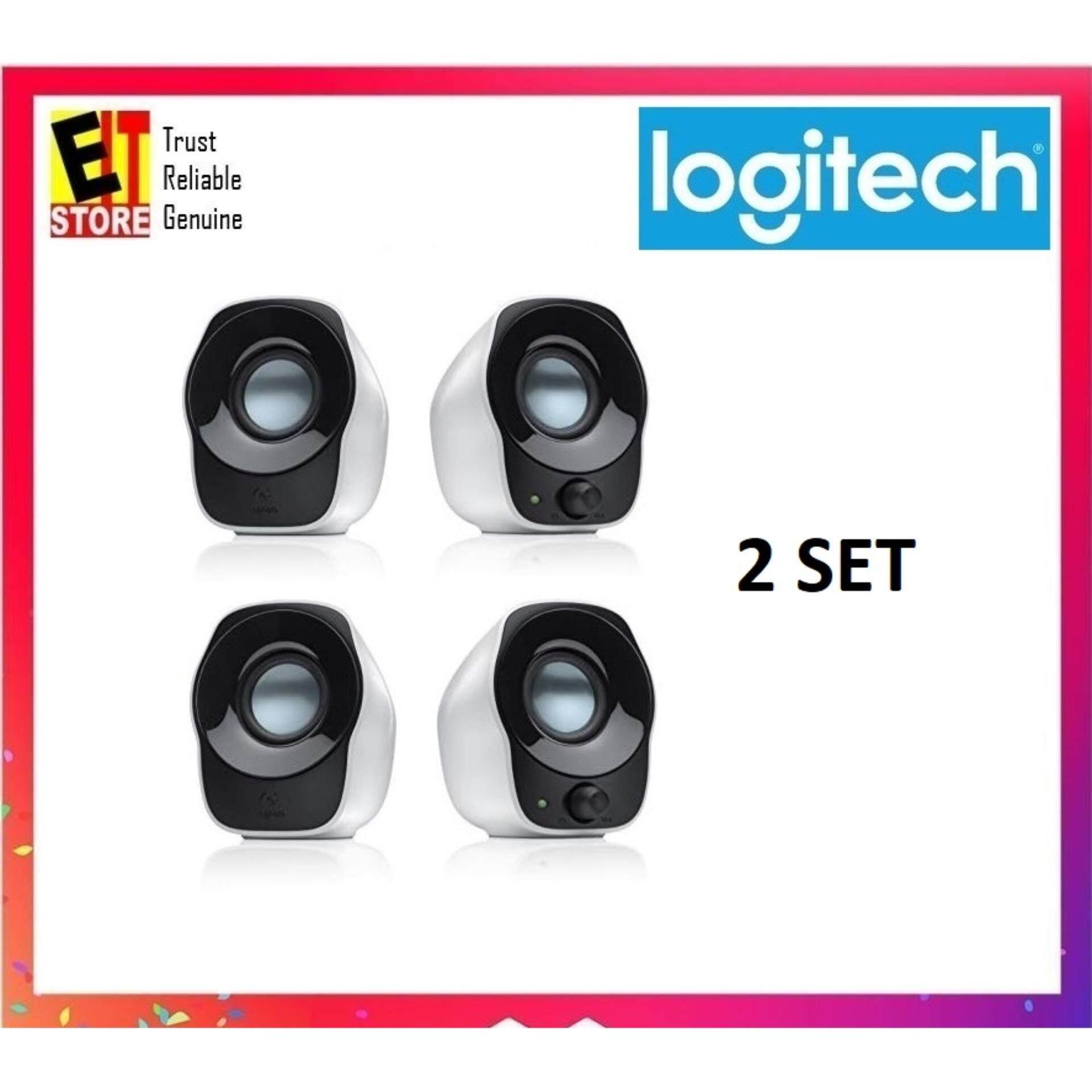 2UNIT X Logitech Z120 Stereo Speaker Malaysia
