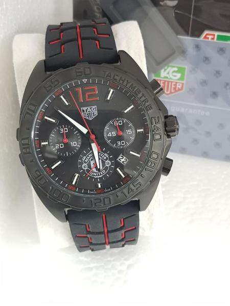 Tag_heuer calibre 5 Automatic STAINLESS STEEL Strap with ori box paper bag Malaysia